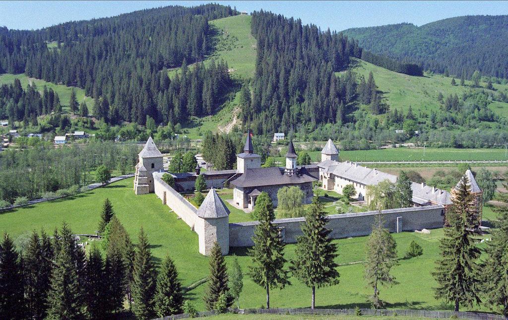 Bucovina Region Romania
