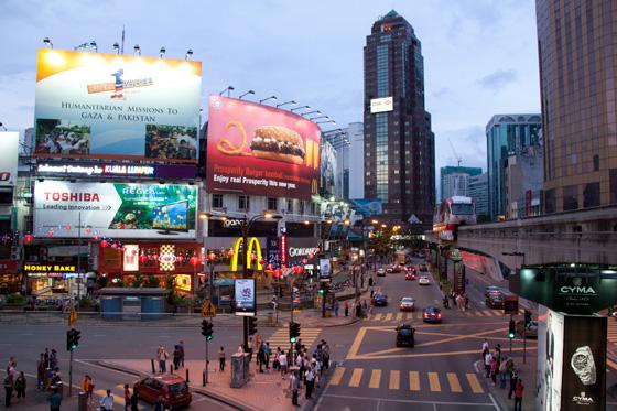 Bukit-Bin Kuala Lumpur