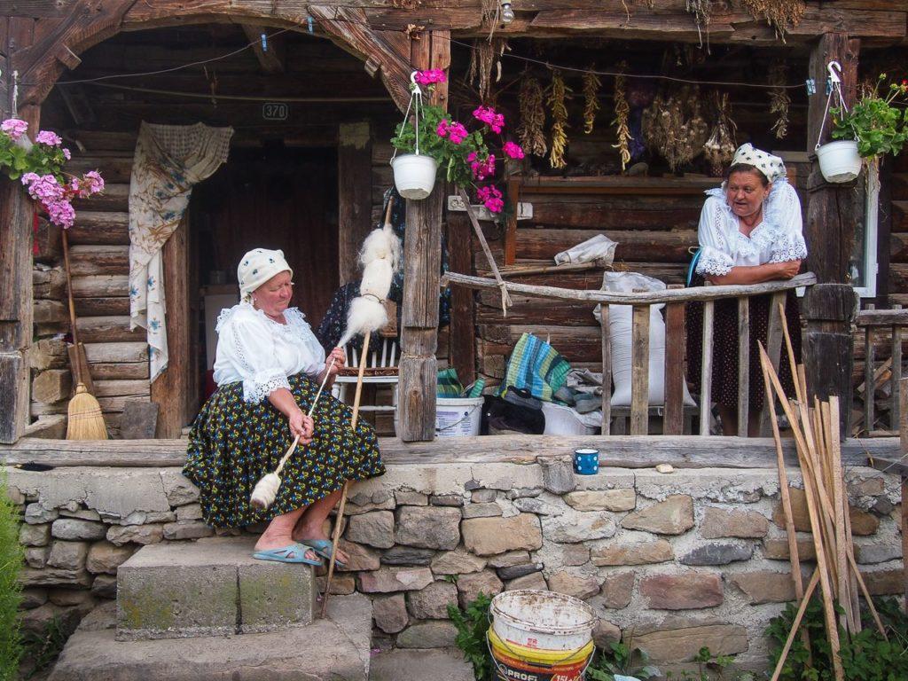 Maramures Region Rumania