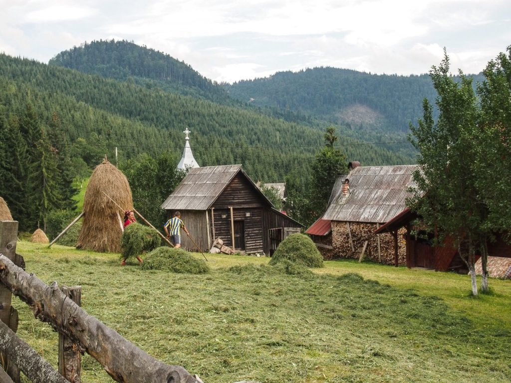 Motilor Region Romania
