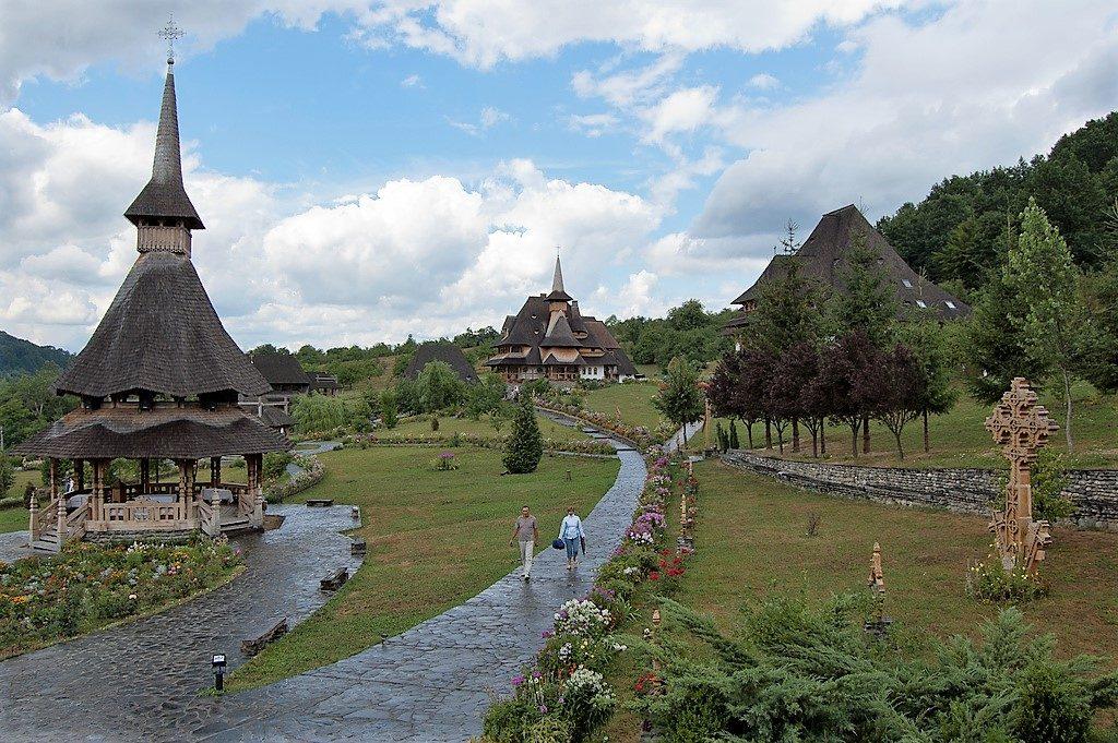 Romania UNESCO Wooden Churches