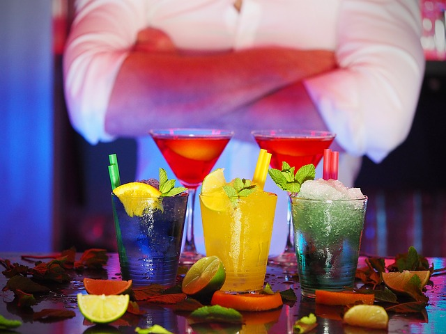 Bartender Travel Job