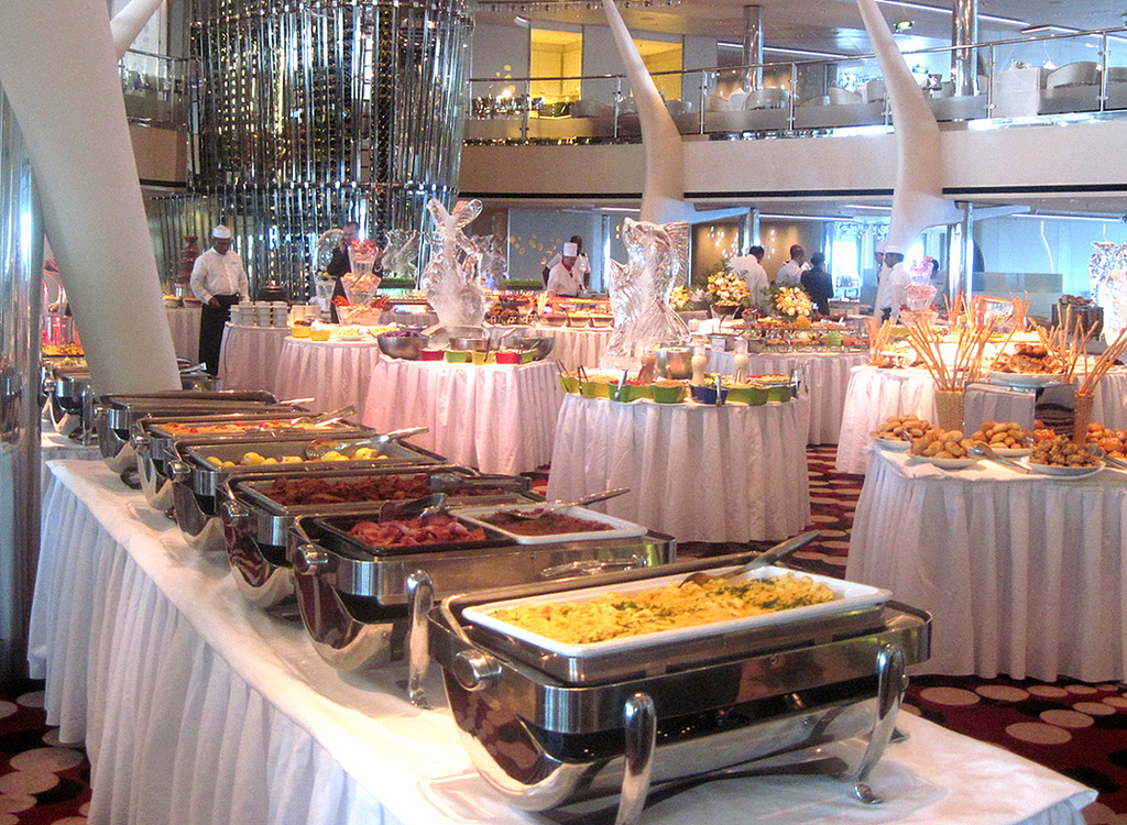 Cruise Buffet