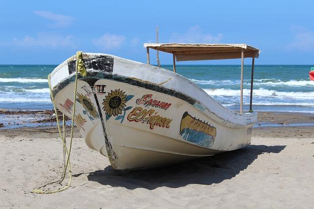 Mexico Beach Town