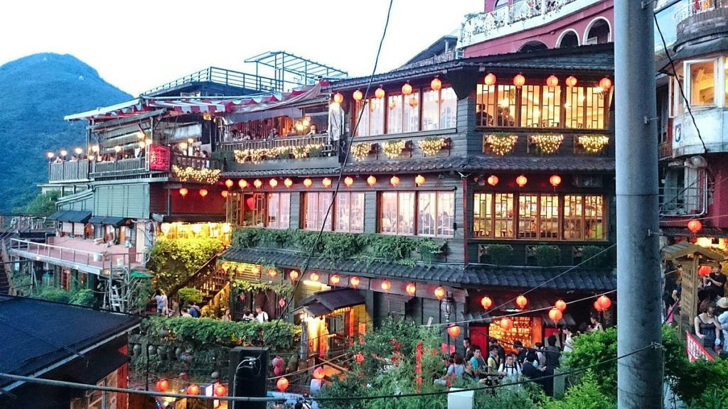 Taiwan Old Town Taipei