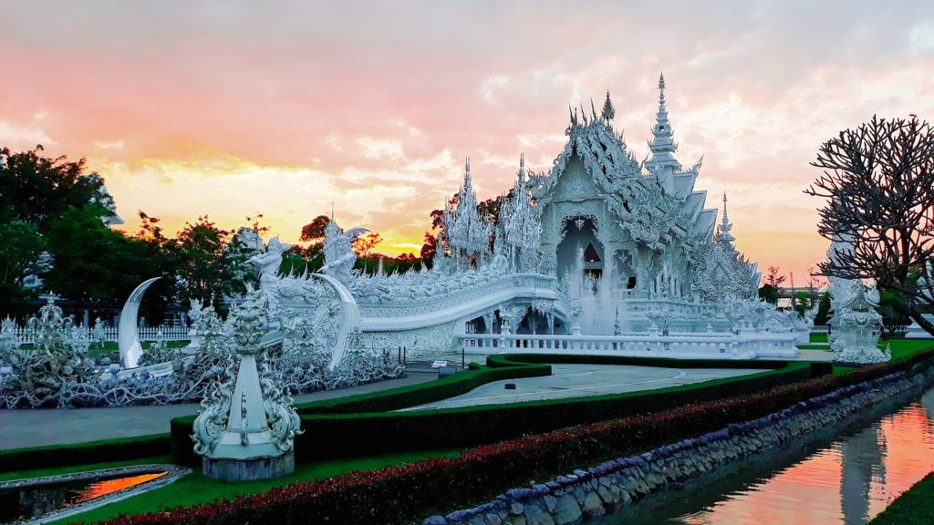 Thailand Temple Wat