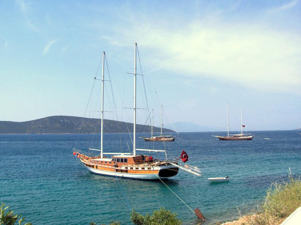 Gulet Boat Bodrum Turkey