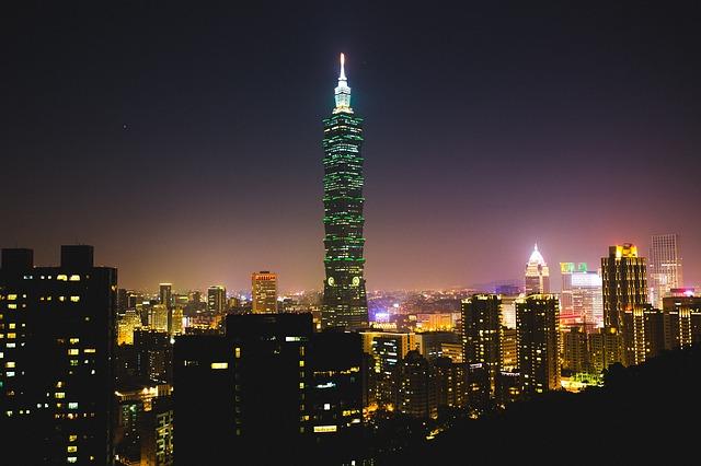 Taipei 101 Skyscraper