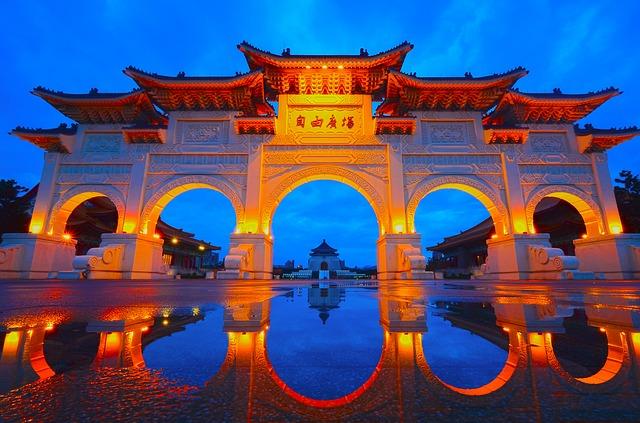 Taipei Gate Taiwan