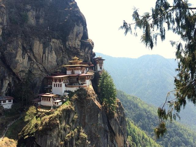Bhutan Tiger Nest Temple