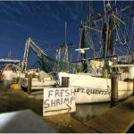 Biloxi Mississippi Shrimp Boat