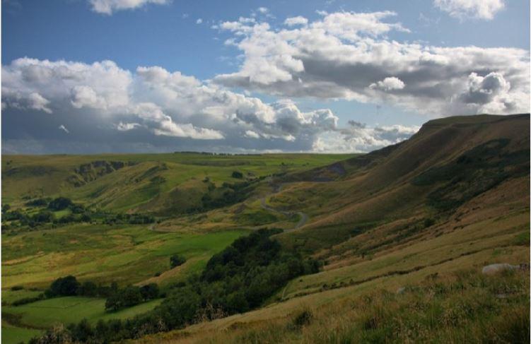 Peak District Great Britain