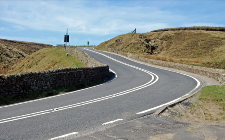 Peak District Scenic Drives