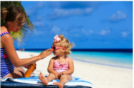 Mom's Beach Guide