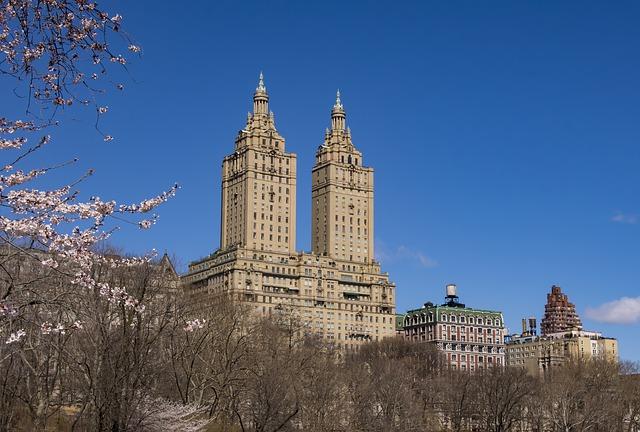 New York City in Spring