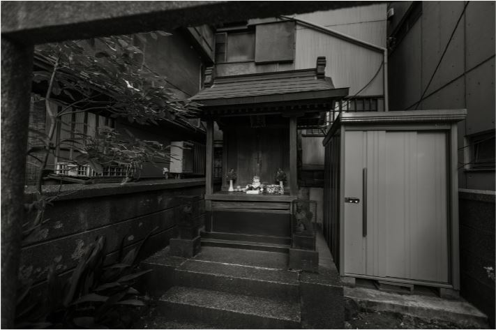 Hanabusa Shrine Tokyo