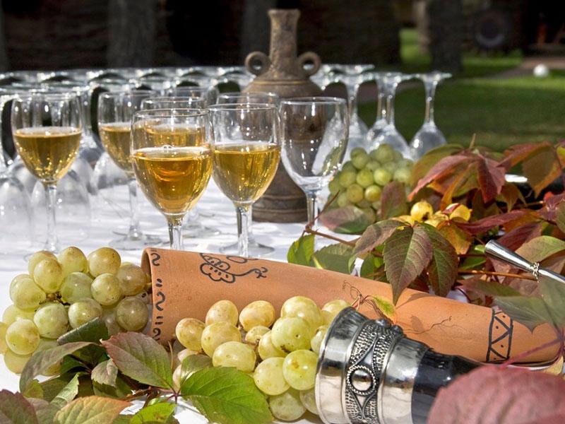 New Wine Festival in Georgia