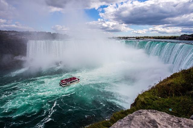 Niagara Falls Boat Excursion