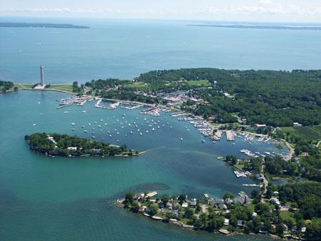 Put In Bay Lake Erie Ohio