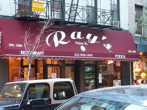 Ray's Pizza New York