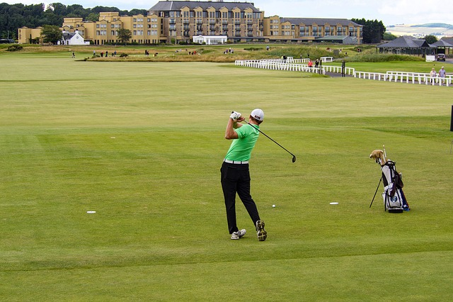 St. Andrews Course Scotland