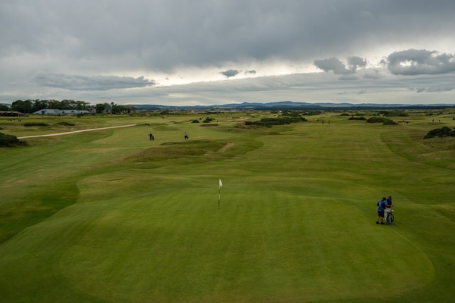 St. Andrews Golf Course Scotland