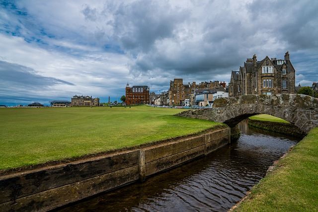 St. Andrews Old Course Scotland