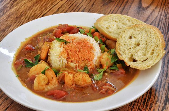 Creole Shrimp New Orleans