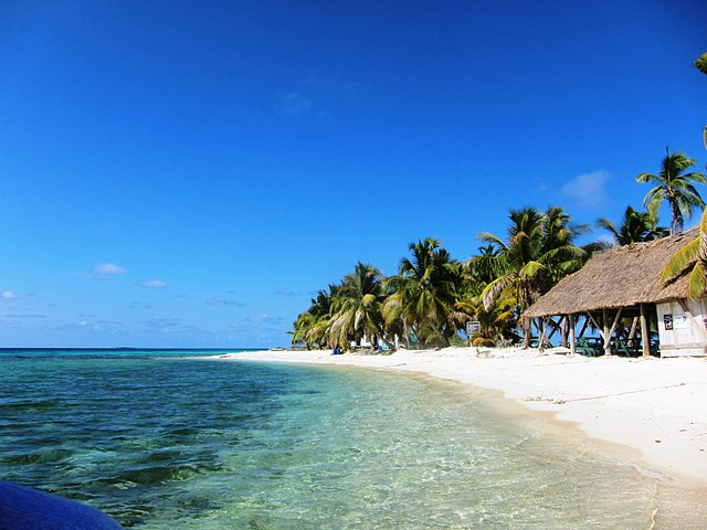 Belize Bird Caye