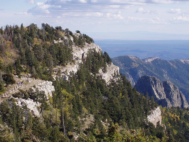 Sandias Mountains Albuquerque