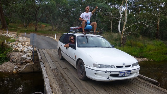 Road Tripping Australia
