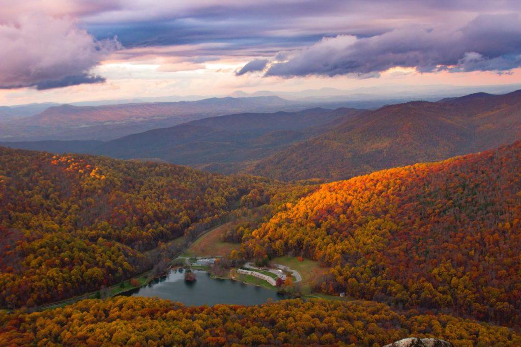 Apalacian Trail Scenery