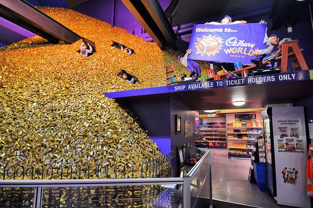 Cadbury World England