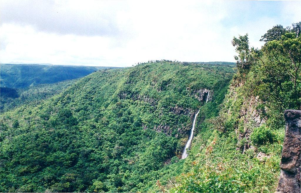 Alexandra Falls Mauritius