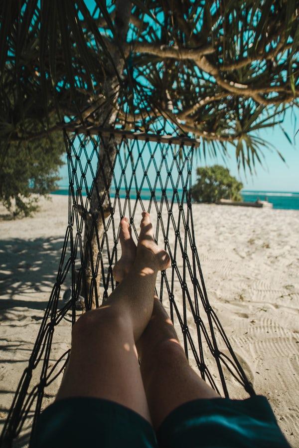 Bali Beach via Unsplash