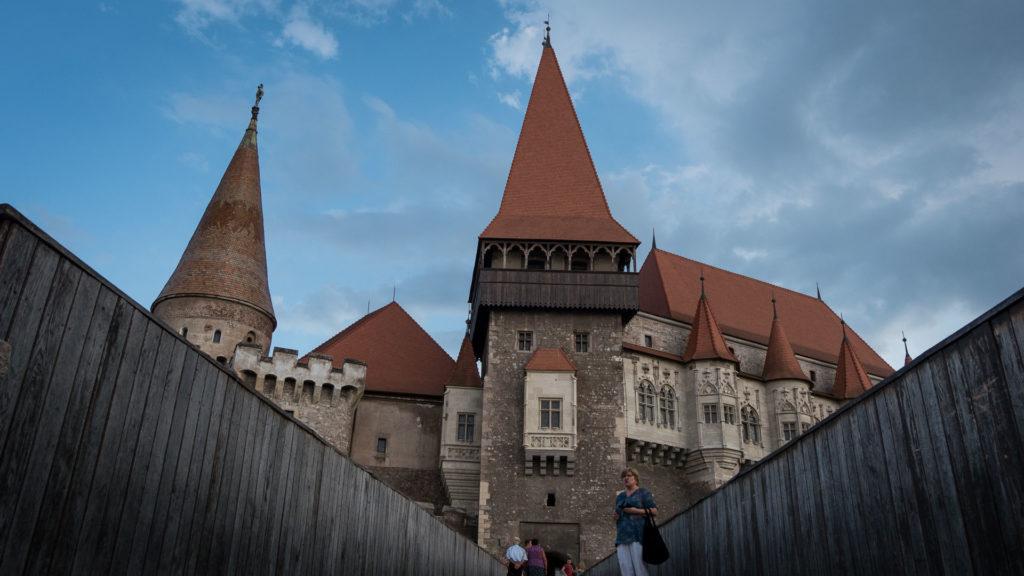 Covin Castle Romania