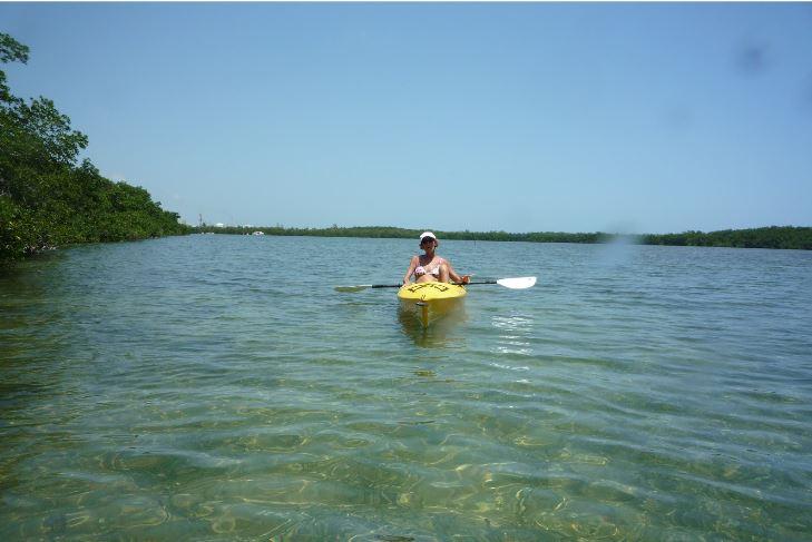 Key West Eco Kayak Tour