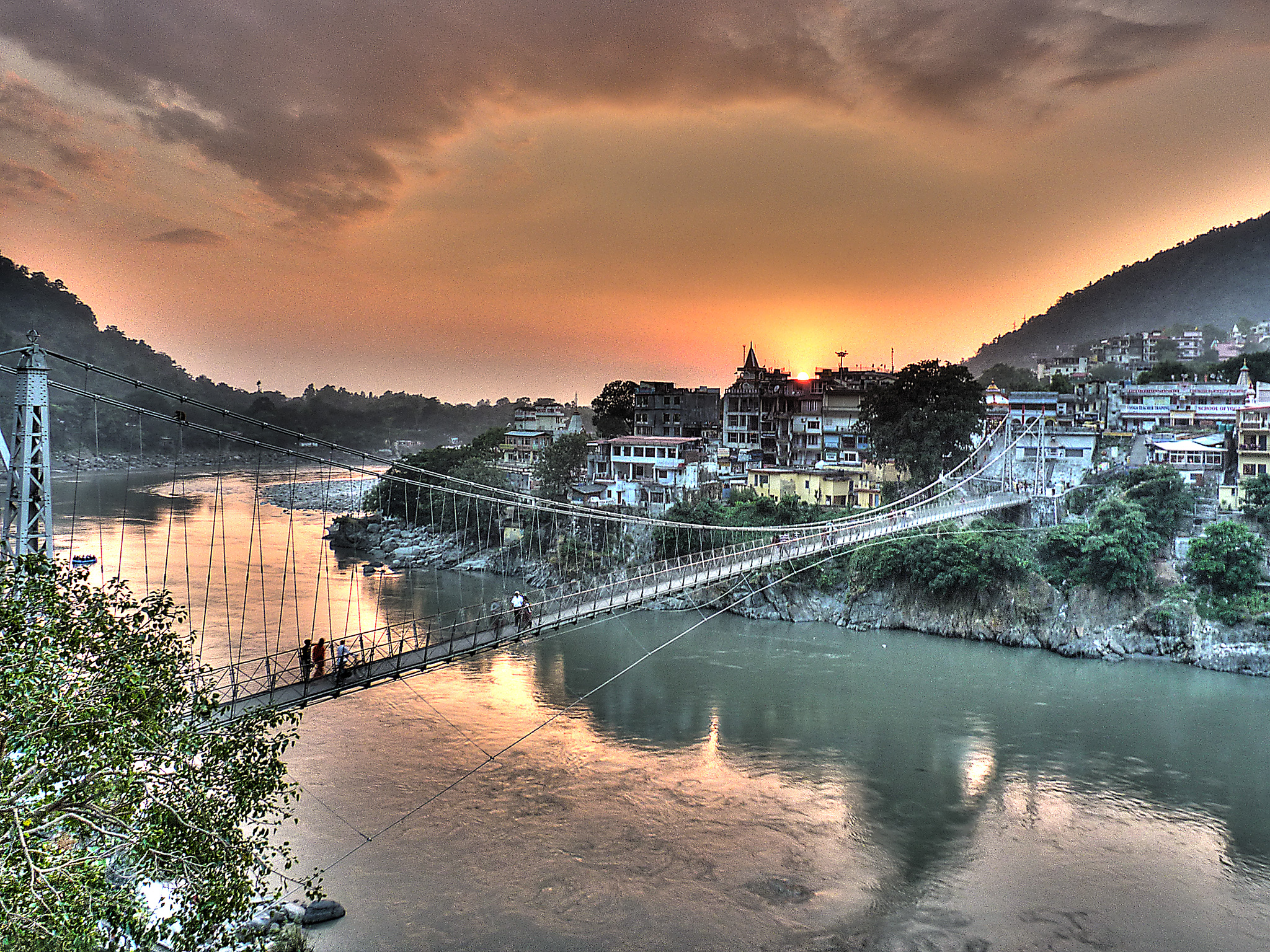 Nature Rishikesh India