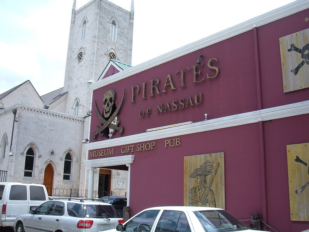Pirates of Nassau Museum Bahamas
