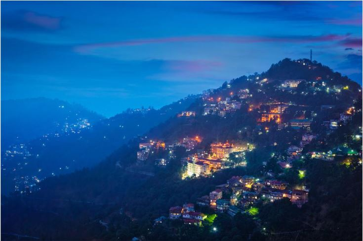 Shimla Hill Station India