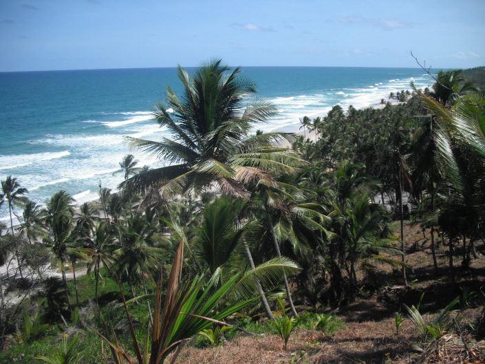 Itacarezinho beach, Itacaré, Bahia, Brazil