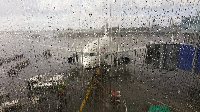 Airport Distruptions