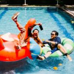 Pool Floats Photo