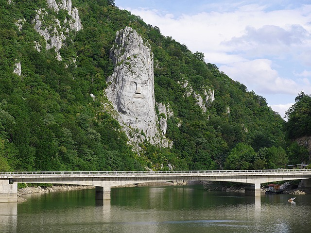 Bridge in Romania