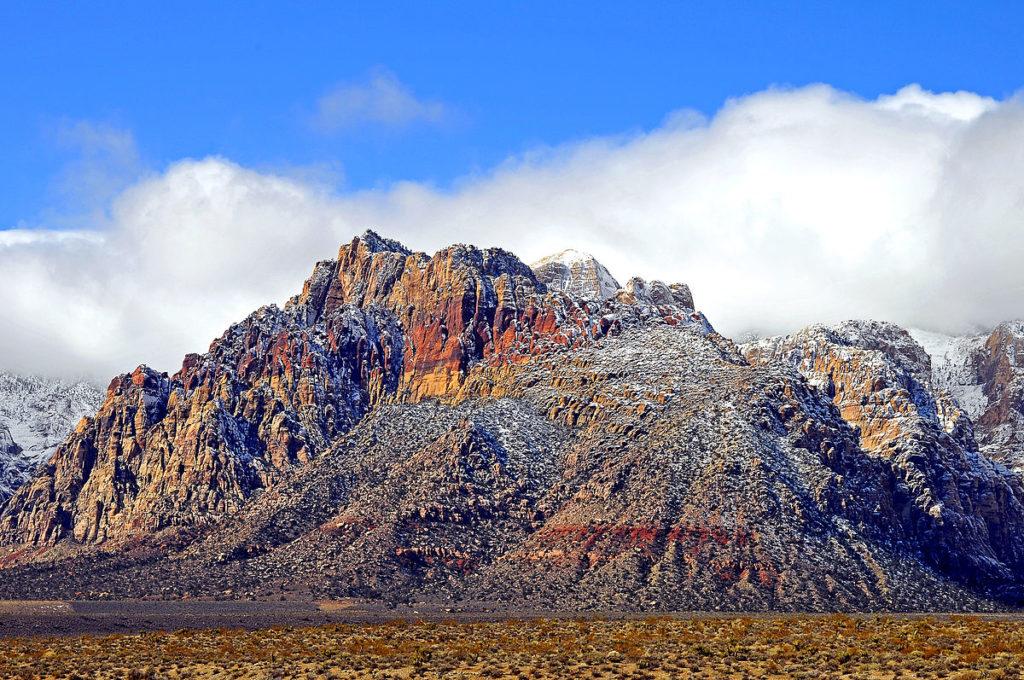 Calico Basin Trail Las Vegas