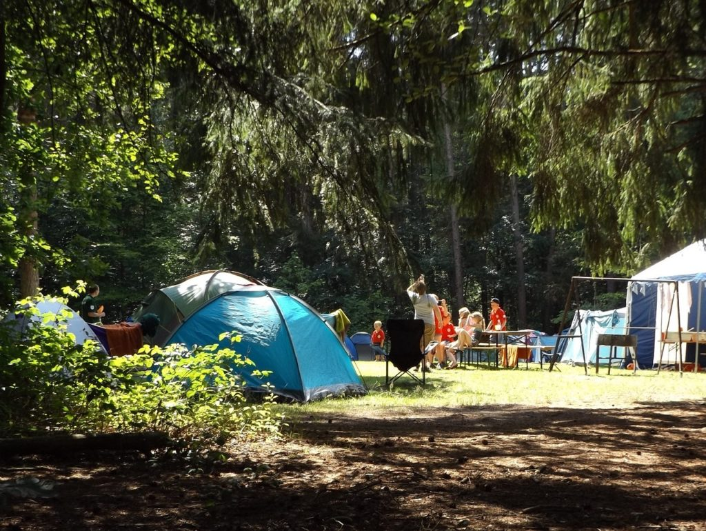 Family Camping Spots