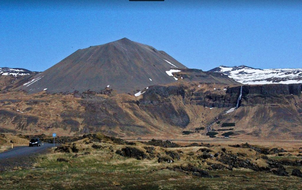 Mount Mælifell, Iceland