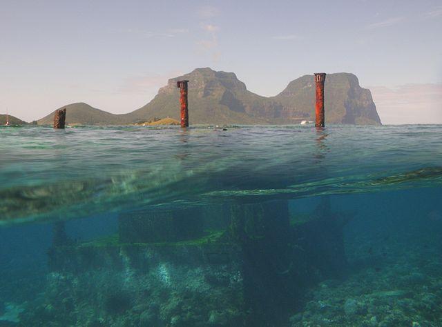 Lord Howe Island Dive Spot
