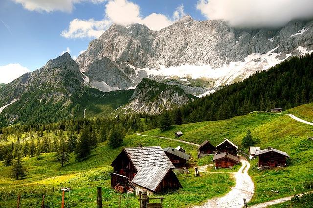 Eiger to Mattahorn