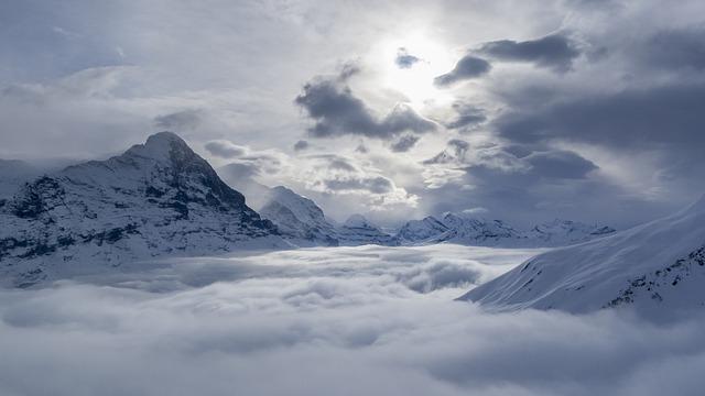 Grindelwald Eiger Switzerland
